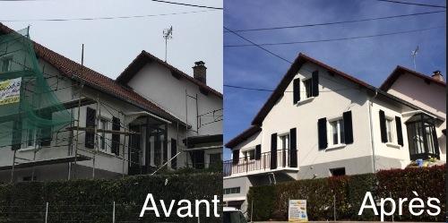 nettoyage des façades